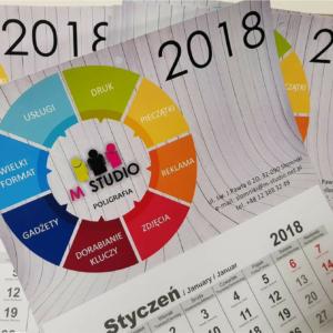 Kalendarze, notesy, planery